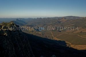 Vistas hacia Navezuelas