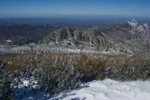 Las sierras nevadas