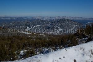 Sierras nevadas