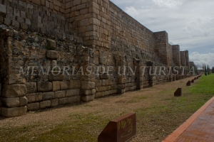Muralla de la Alcazaba