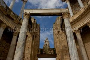 Diosa Ceres en el Teatro Romano
