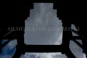 Columnas del Teatro Romano