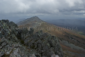 Vistas desde el Pico Carbonero
