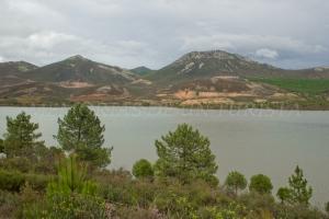 Vistas de la Presa Cancho del Fresno