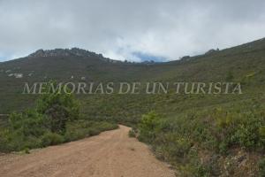 Vistas desde la Sierra del Pimpollar