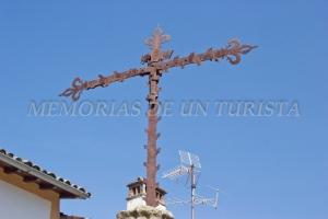 Cruz de la Fuente de los Tres Chorros