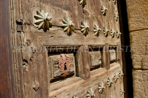 Puerta de la Iglesia de la Santísima Trinidad