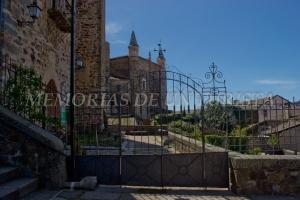 Jardines del Monasterio de Guadalupe