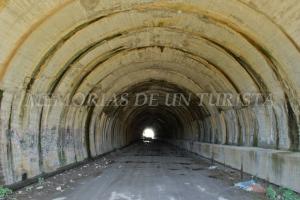Túnel en las estaciones
