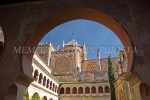 Monasterio desde el claustro