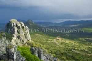 Vistas desde el Castillo de Cabañas