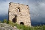 Mery y Pepe en el Castillo de Cabañas