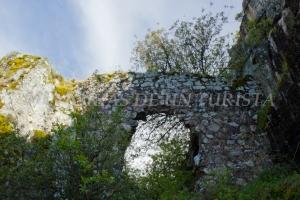 Arco del Castillo de Cabañas