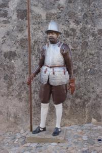 Soldado con lanza