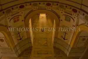 Dentro de la Casa del Gobernador
