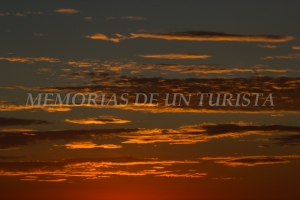 Puesta de Sol en Elvas