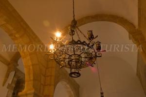 Lámpara de la iglesia