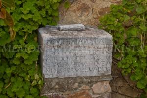 Piedra donde murió Ponce de León