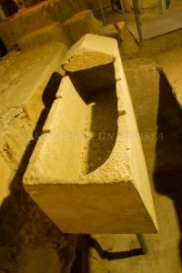 Sarcófago de la cripta