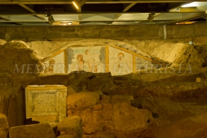 Pinturas de la cripta