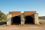 Túneles en mitad del campo