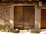 Puerta en La Alberca, Salamanca