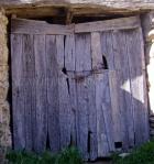Puerta en Guijo de Santa Bárbara, Cáceres