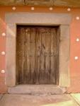 Puerta en Granadilla, Cáceres