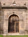 Puerta de la Iglesia de Granadilla, Cáceres