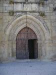Puerta de la Iglesia de Garrovillas de Alconétar, Cáceres