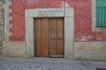 Puerta en Cuacos de Yuste, Cáceres