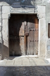 Puerta en Garganta la Olla, Cáceres