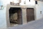 Puertas de las Casas Gemelas en Garganta la Olla, Cáceres