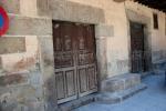 Puertas en Garganta la Olla, Cáceres