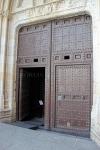 Puerta de la Catedral de Coria, Cáceres