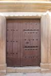Puerta en Pasarón de la Vera, Cáceres
