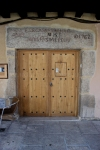Puerta en Villanueva de la Vera, Cáceres