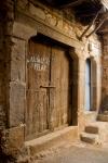 Puerta en Torre de Don Miguel, Cáceres