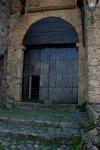 Puerta del castillo de Alburquerque, Badajoz