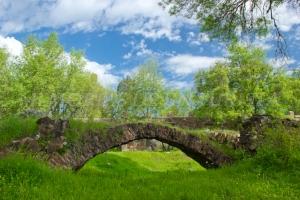 Puente antiguo del Guadarranquejo