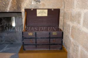 Baúl del castillo de Puebla de Sanabria