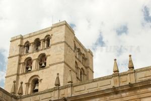 Campanario de la Catedral de Zamora