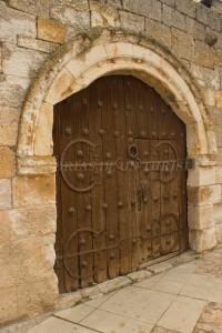 Puerta de la Casa del Cid