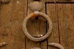 Detalle de la puerta de la Casa del Cid, Zamora