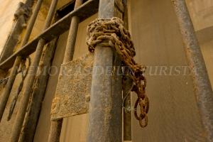 Cadena oxidada