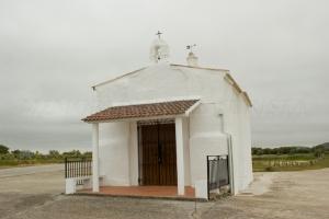 Ermita del Cristo en Cachorrilla