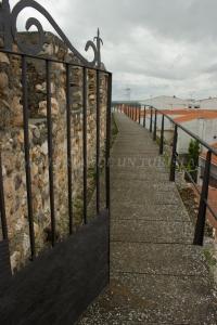 Andando por la muralla