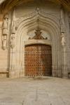 Puerta del Monasterio de Santo Tomás, Ávila<