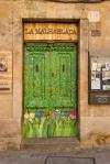 Puerta de La Malhablada, en Salamanca
