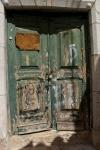 Puerta en Elvas, Portugal